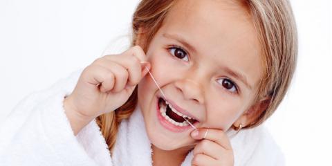 Kids Teeth Flossing: 5 Top Parents Questions
